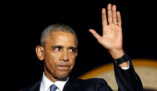 Ομπάμα: Σπόντα στους οπαδούς του Τραμπ – «Η δημοκρατία μας εξαρτάται από εσάς» | Pagenews.gr