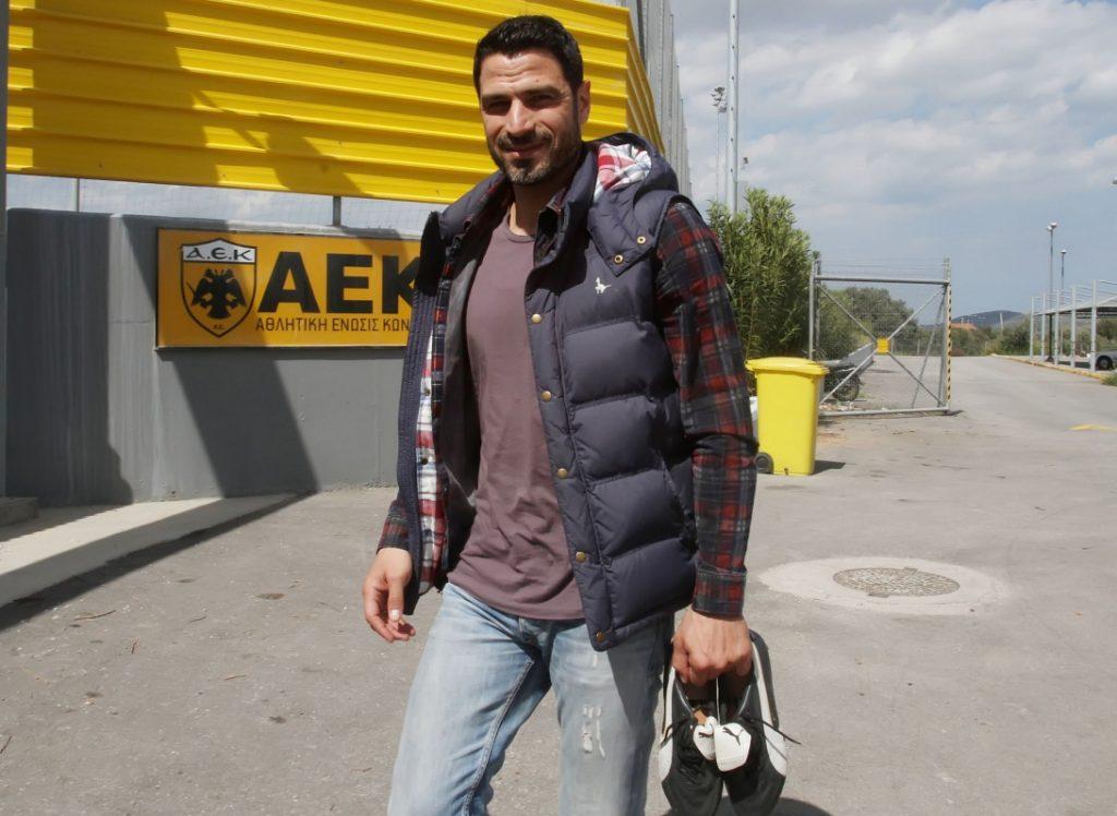 Επιστρέφει στην ΑΕΚ ο Άκης Ζήκος | Pagenews.gr