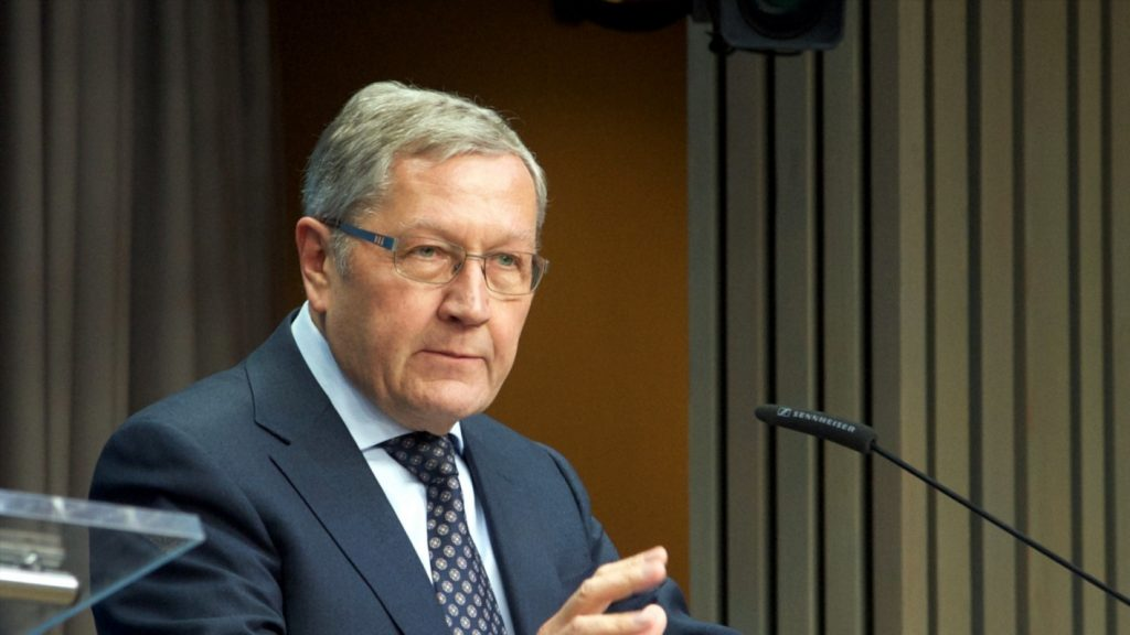 Κλάους Ρέγκλινγκ: Δεν θα αποφασίσουμε μακροπρόθεσμη ελάφρυνση για το χρέος   Pagenews.gr