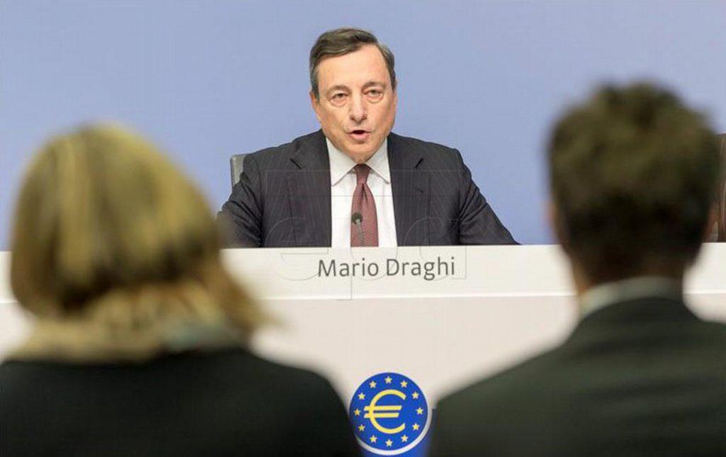 Μάριο Ντράγκι: Σταθερή η ανάπτυξη στην Ευρωζώνη   Pagenews.gr