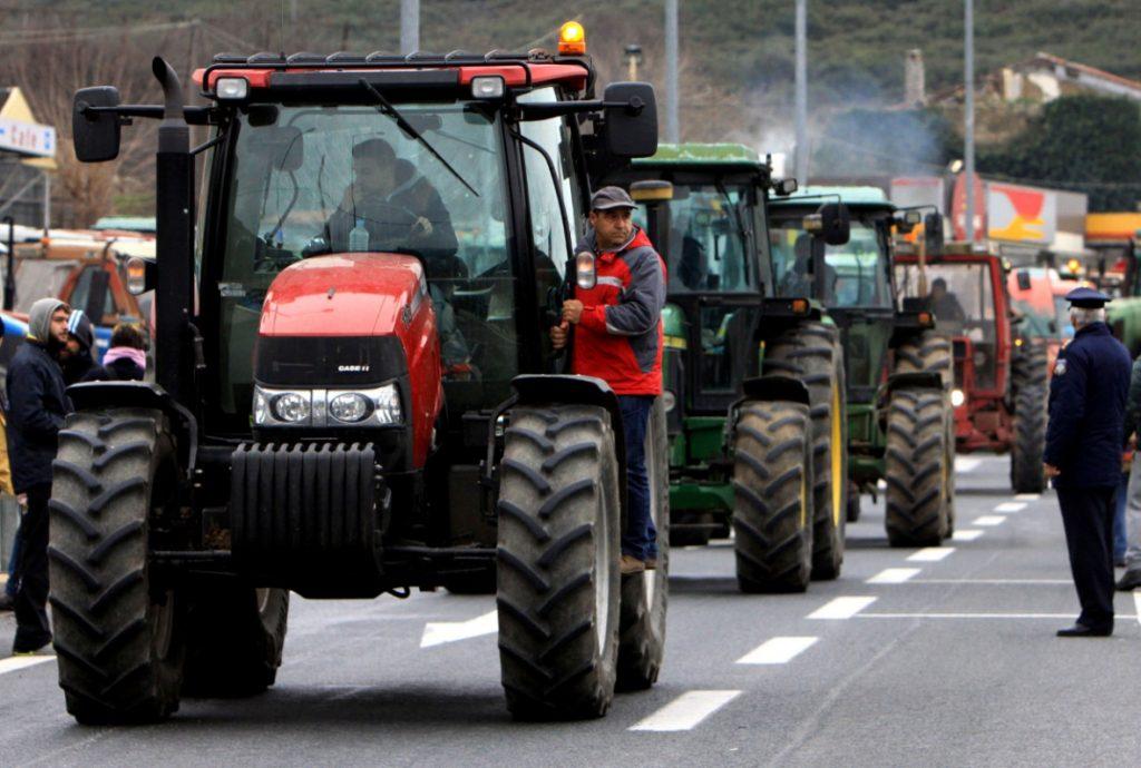Θεσσαλονίκη: Με τα τρακτέρ στο κέντρο της πόλης οι αγρότες | Pagenews.gr