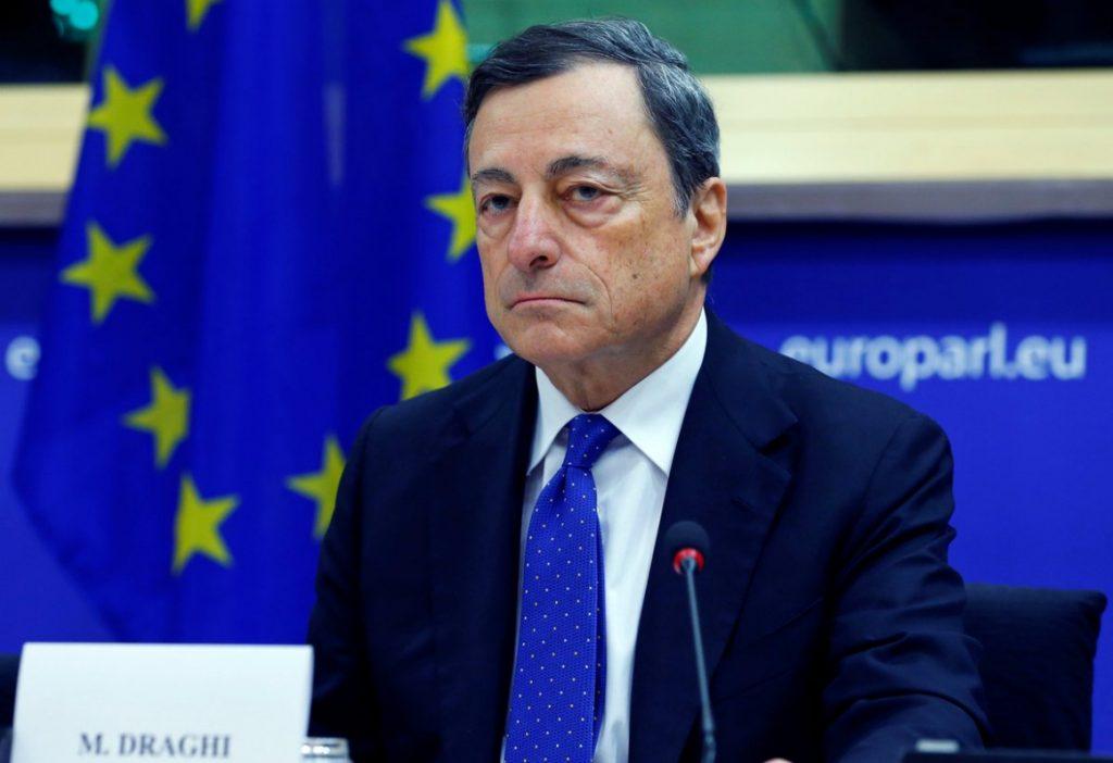 Ντράγκι: Αναγκαία  παραμένουν τα μέτρα της ΕΚΤ | Pagenews.gr