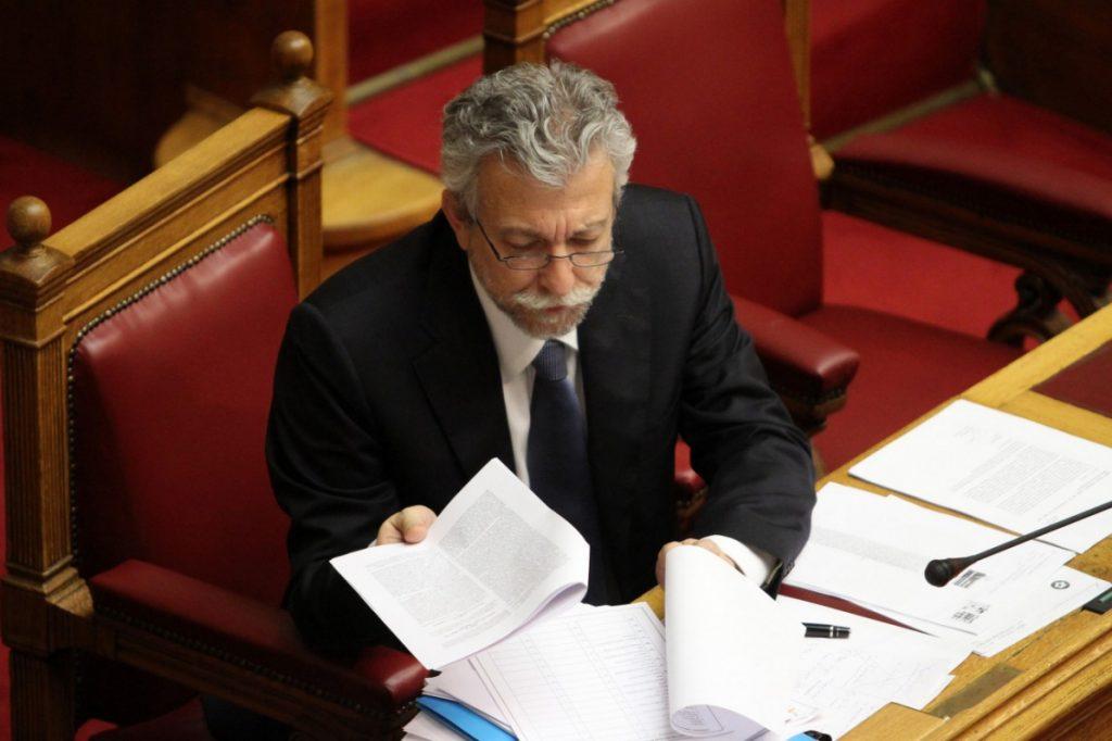 Νόμος Παρασκευόπουλου: Παράταση στο νόμο για την αποσυμφόρηση φυλακών δίνει ο Κοντονής   Pagenews.gr