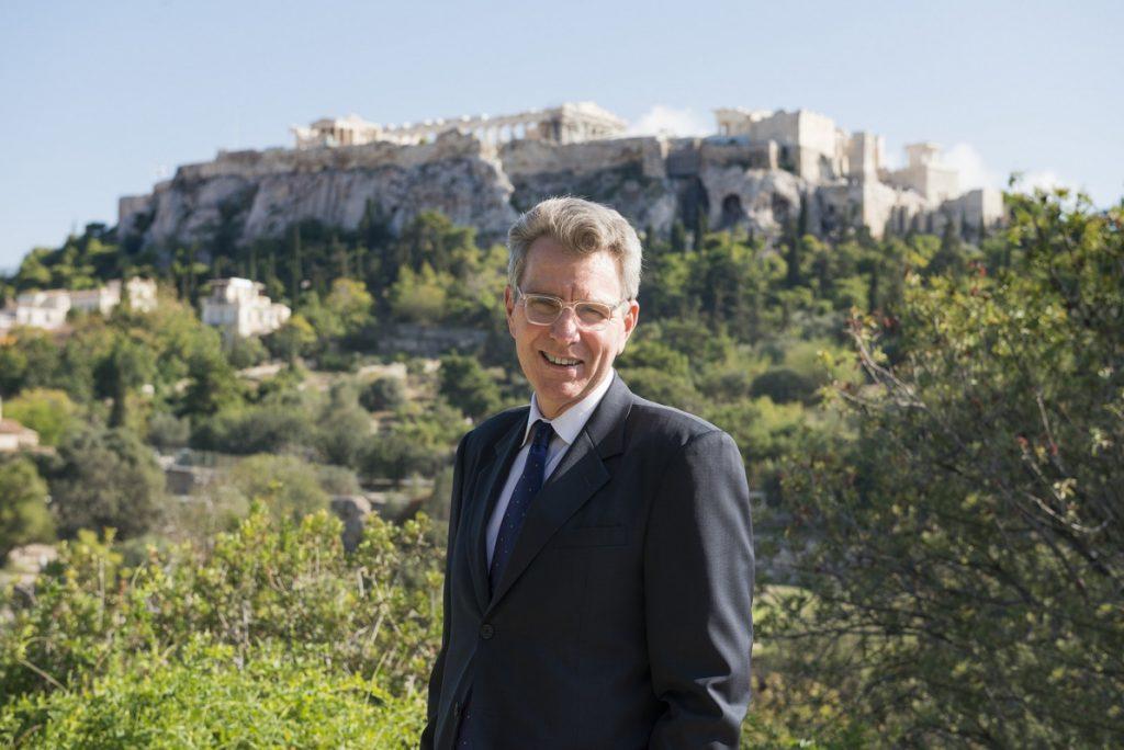 Τζέφρι Πάιατ για τα F-16: «Πολύ μεγάλη ημέρα για την Ελλάδα» | Pagenews.gr