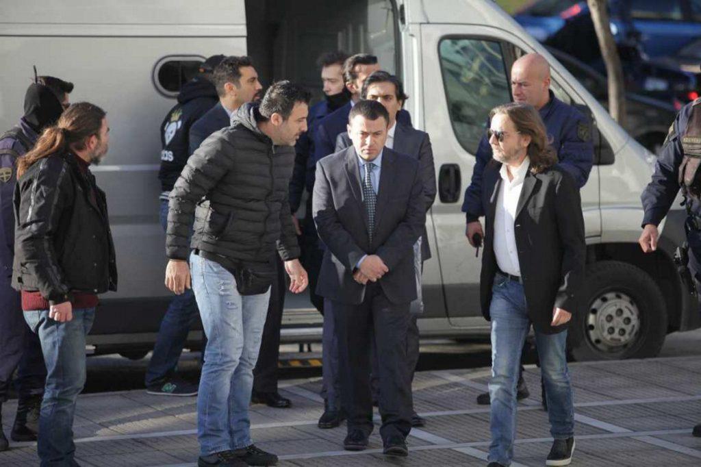 Νέο «όχι» της Δικαιοσύνης για την έκδοση των Τούρκων   Pagenews.gr