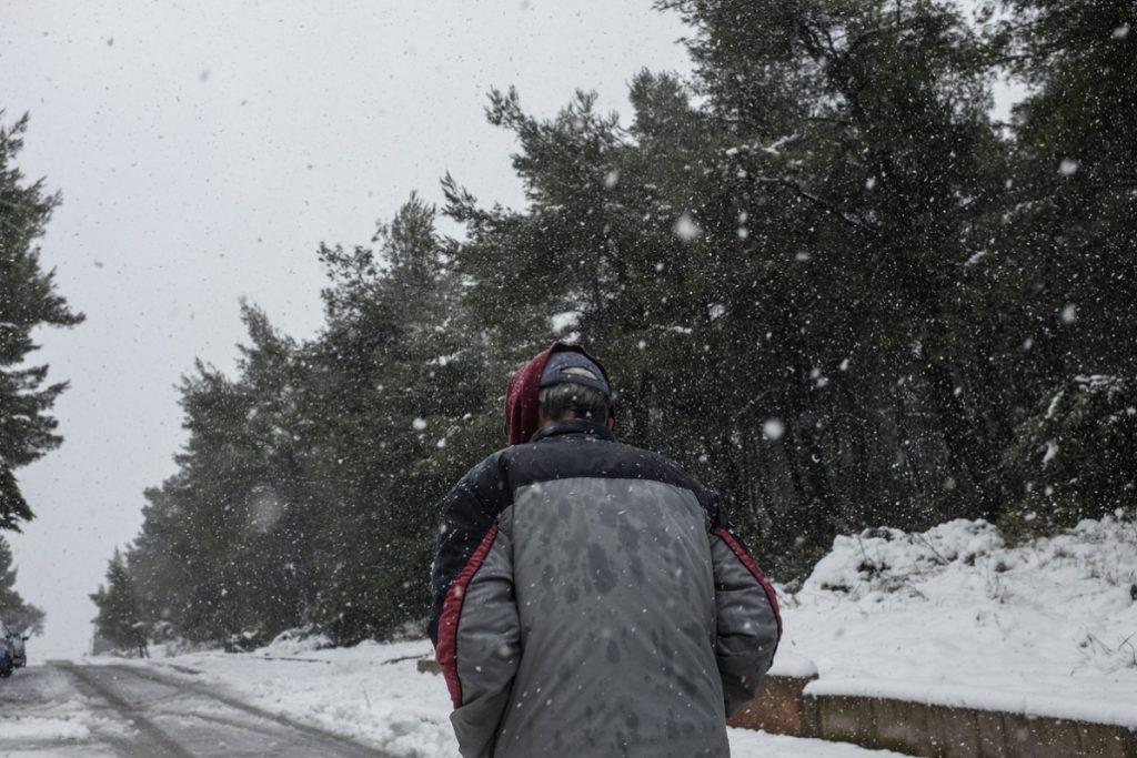 Καιρός: Χειμωνιάτικος και σήμερα – Δείτε που θα χιονίσει | Pagenews.gr