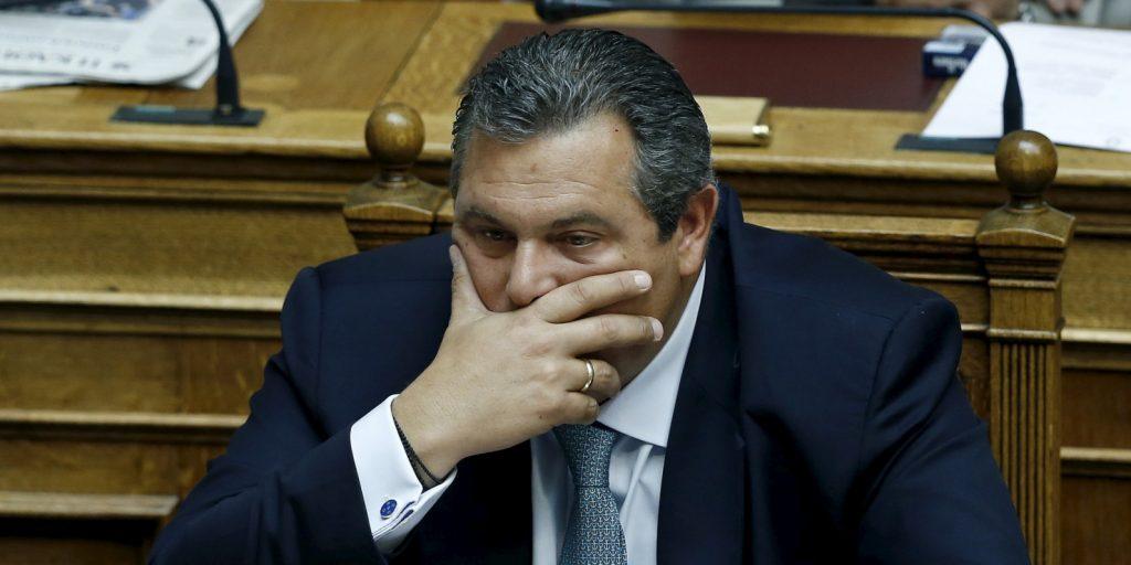 Τον Σεπτέμβριο στην Επιτροπή Θεσμών και Διαφάνειας ο Καμμένος | Pagenews.gr