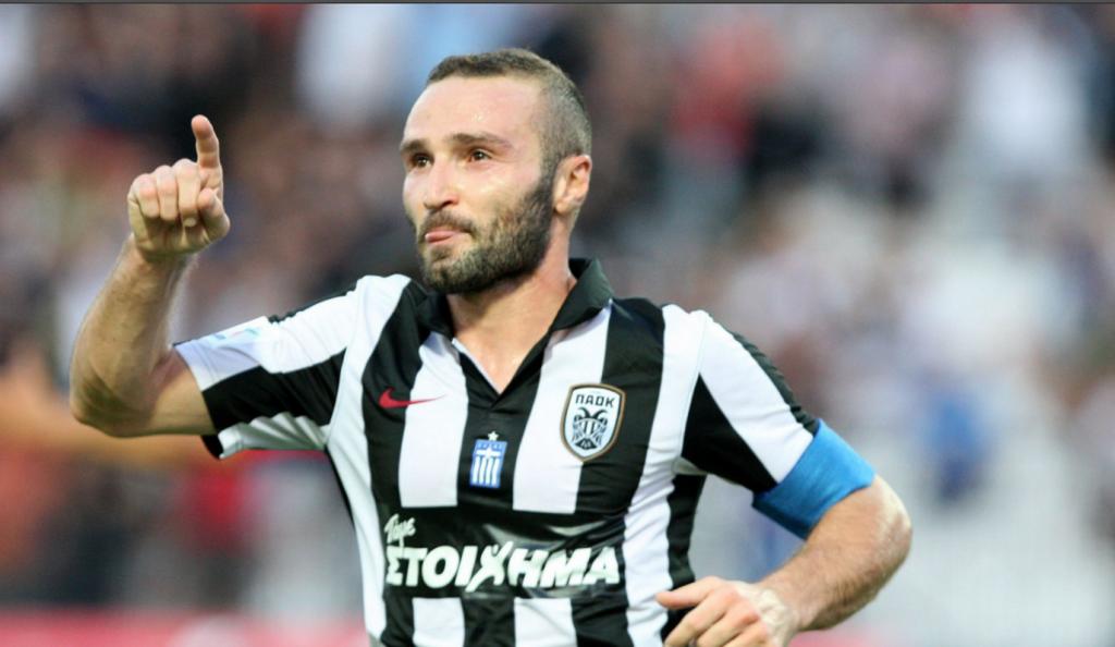 Σαλπιγγίδης: »Θέλω να δω τον ΠΑΟΚ πρωταθλητή» | Pagenews.gr