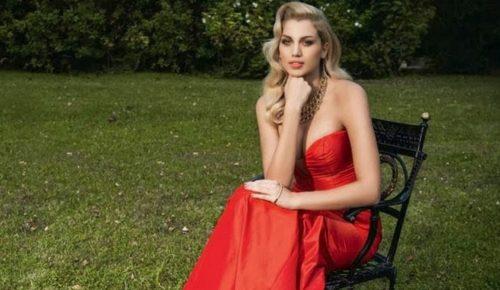 Η Κωνσταντίνα Σπυροπούλου για Πάσχα στη Ρόδο (pics) | Pagenews.gr