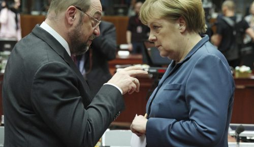 Γερμανία: Αλλαγή πλεύσης για τον Σουλτς   Pagenews.gr