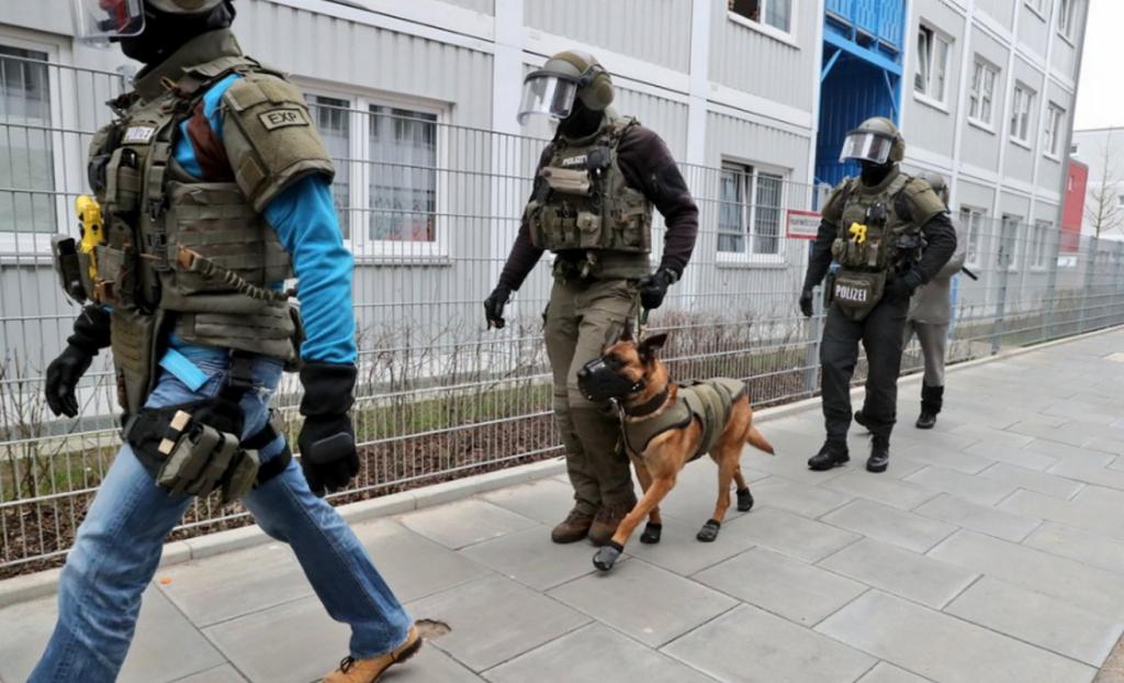 Γερμανία: Η αστυνομία απέτρεψε χτύπημα στο Όφενμπουργκ | Pagenews.gr