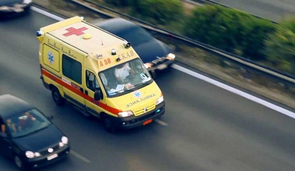 Χανιά: Τροχαίο με δύο σοβαρά τραυματίες | Pagenews.gr