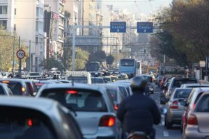 Κηφισός: Μποτιλιάρισμα χιλιομέτρων λόγω τροχαίου | Pagenews.gr