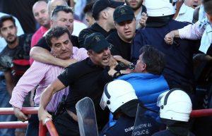 Ένταση στην Λάρισα | Pagenews.gr