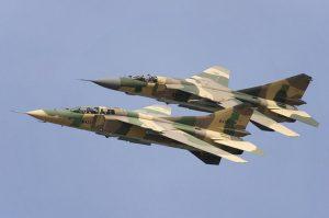Πτώση συριακού μαχητικού Mig-23 στα σύνορα με την Τουρκία | Pagenews.gr