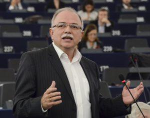 Δημήτρης Παπαδημούλης: Σειρά μας για το «ΝΑΙ» στη Συμφωνία των Πρεσπών | Pagenews.gr