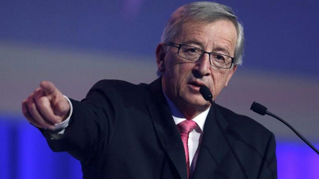 Γιούνκερ: Θα μιλήσω στα γαλλικά γιατί τα αγγλικά χάνουν τη σημασία τους στην ΕΕ | Pagenews.gr