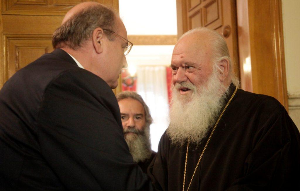 Φίλης σε Τσίπρα: Χωρισμός Εκκλησίας – Κράτους εδώ και τώρα, μην υποκύψεις   Pagenews.gr