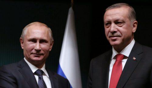 Le Monde: Ο Ερντογάν βρίσκεται στο έλεος της Ρωσίας | Pagenews.gr