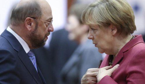 Γερμανία: Έτοιμο να συζητήσει με τη Μέρκελ το SPD του Σουλτς   Pagenews.gr