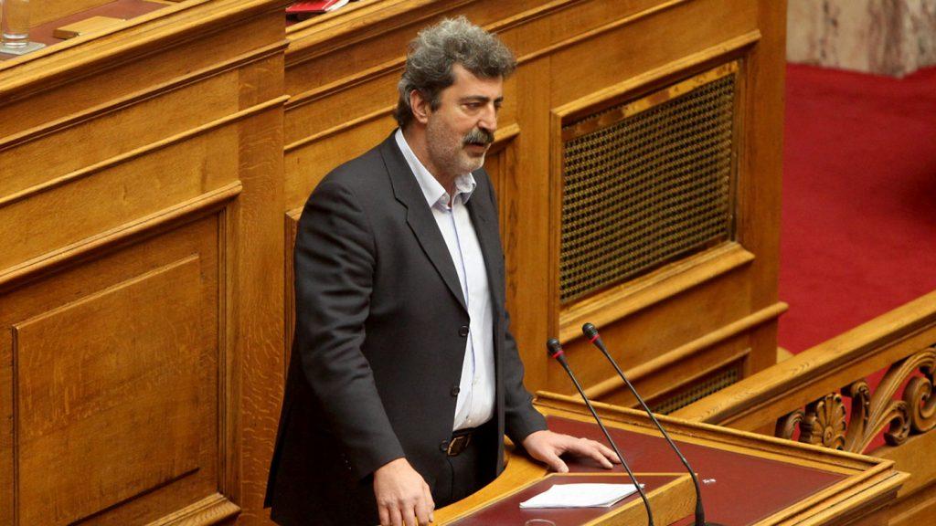 Η μαντινάδα του Πολάκη για την επίσκεψή του στο Νοσοκομείο Ζακύνθου | Pagenews.gr
