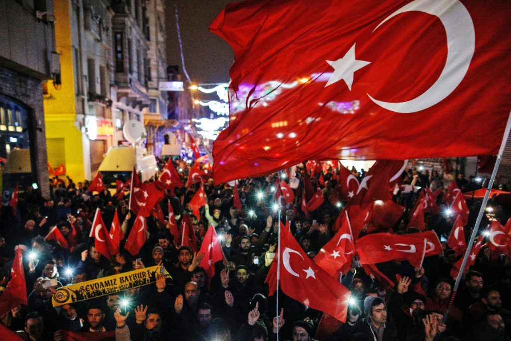 Προβάδισμα του «ΝΑΙ» δείχνουν δημοσκοπήσεις στην Τουρκία | Pagenews.gr