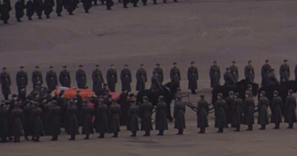Έγχρωμο βίντεο-ντοκουμέντο από την κηδεία του Ιωσήφ Στάλιν | Pagenews.gr