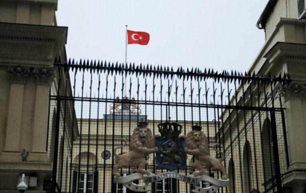 Επίθεση του τουρκικού ΥΠΕΞ στον Νίκο Κοτζιά | Pagenews.gr