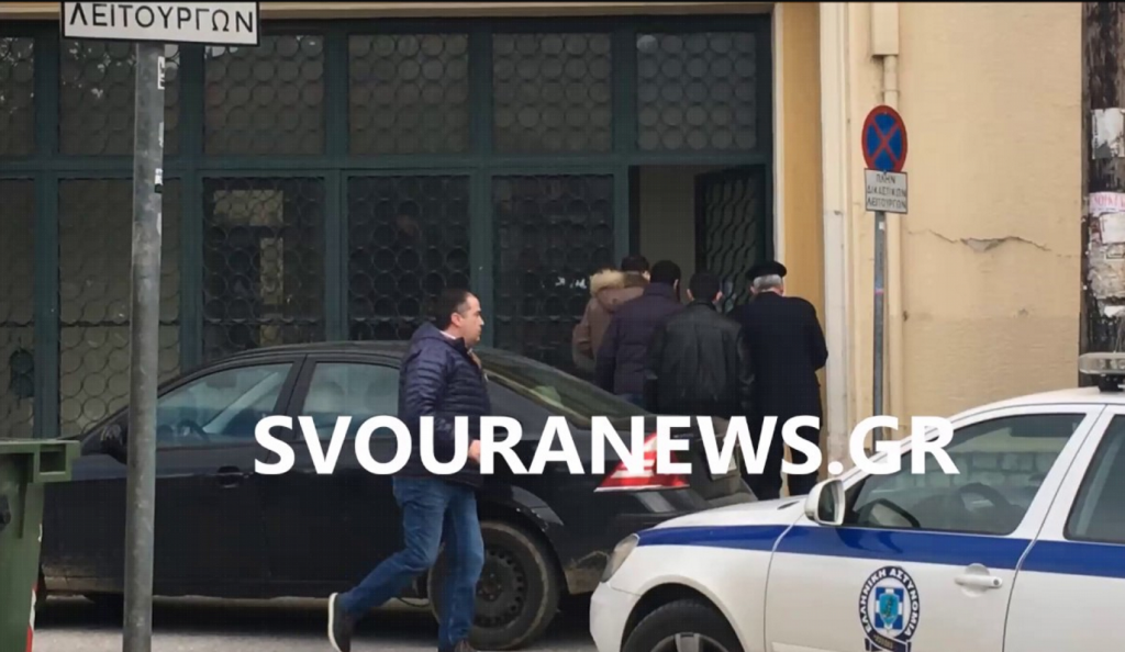 Καστοριά: Υπό δρακόντεια μέτρα η μεταφορά του ειδικού φρουρού στον ανακριτή (video)   Pagenews.gr