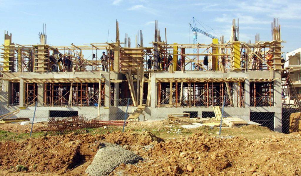 Αποθαρρυντικά τα στοιχεία για την οικοδομική δραστηριότητα | Pagenews.gr
