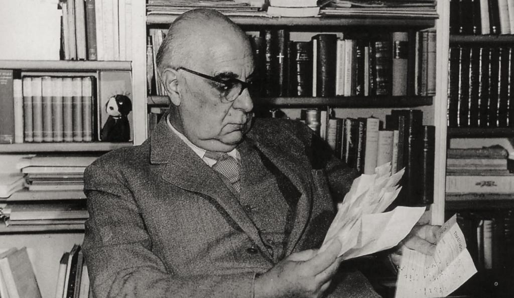 Σαν σήμερα γεννήθηκε ο ποιητής και συγγραφέας Γιώργος Σεφέρης | Pagenews.gr