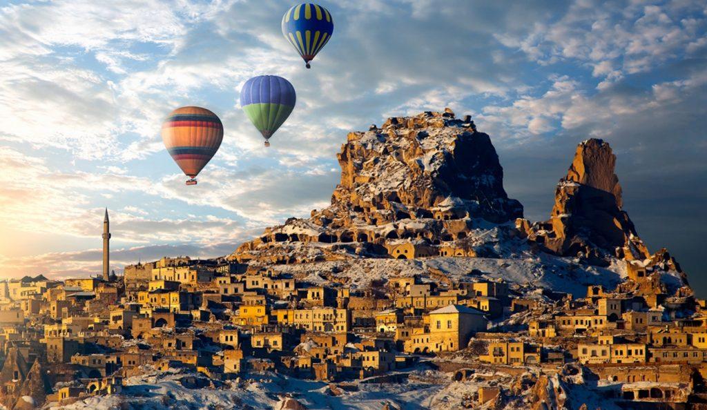 Έπεσαν τρία τουριστικά αερόστατα στην Καππαδοκία – 41 τραυματίες μέχρι τώρα (vid)   Pagenews.gr