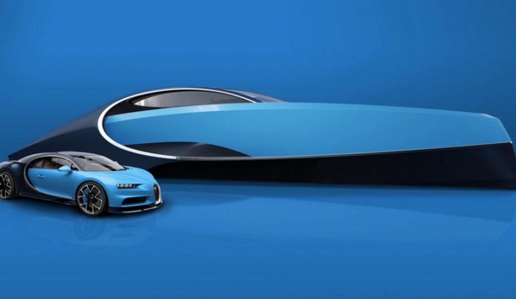 Το νέο γιοτ Bugatti είναι τρέλα: Διαστημικό, πανάκριβο, με τζακούζι (pics) | Pagenews.gr