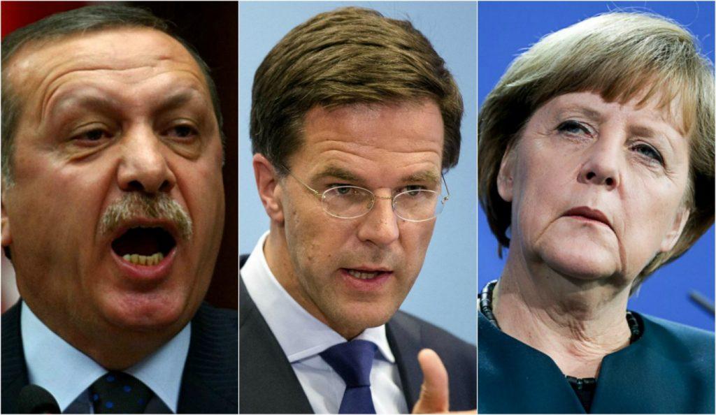 Στα άκρα η πολεμική Ερντογάν κατά Ολλανδίας: Είστε ανήθικοι και απολίτιστοι -Αναξιοπρεπής η Μέρκελ! | Pagenews.gr