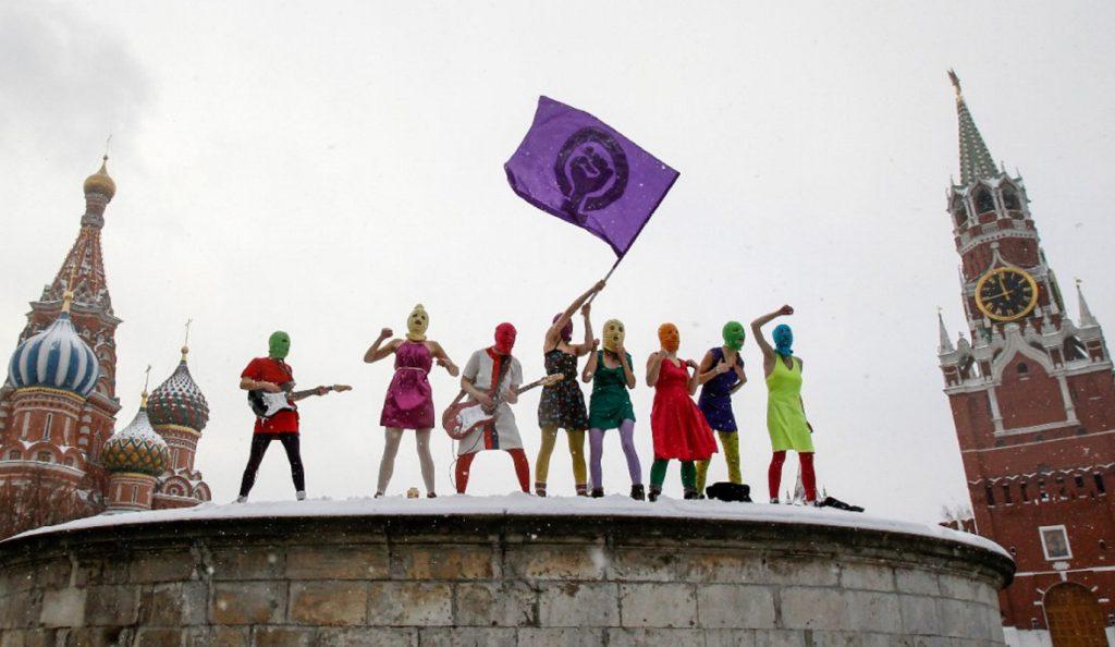 Ποιος φοβάται τις Pussy Riot; | Pagenews.gr