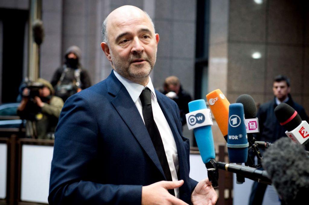 Μοσκοβισί: Σε μόνιμη επιτροπεία η Ελλάδα μέχρι να εξοφλήσει το 75% των δανείων της | Pagenews.gr