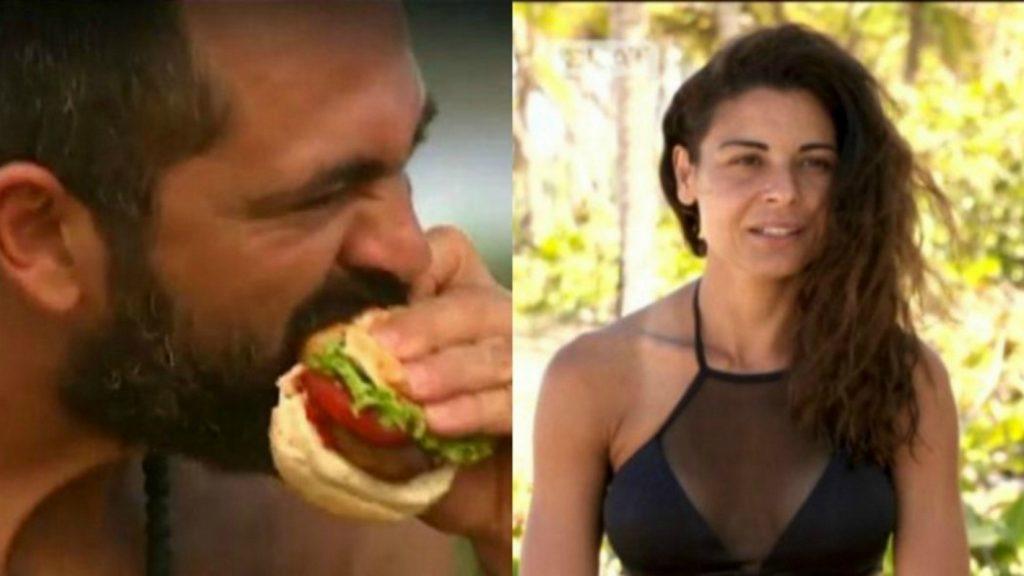 Έρωτας στο Survivor: Η Κολιδά την… έπεσε στον Μπο (video) | Pagenews.gr