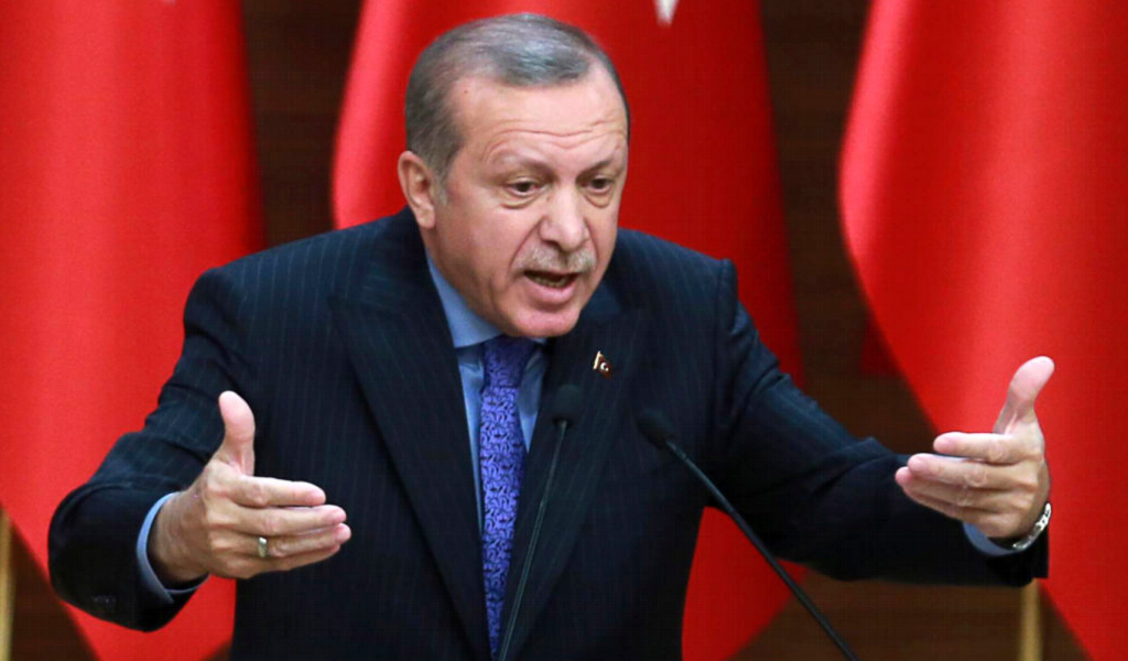 Handelsblatt: Ο Ερντογάν θα πρέπει να ξέρει πού είναι τα όρια | Pagenews.gr