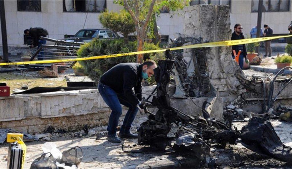 Βομβιστική επίθεση στη Δαμασκό – 31 νεκροί   Pagenews.gr