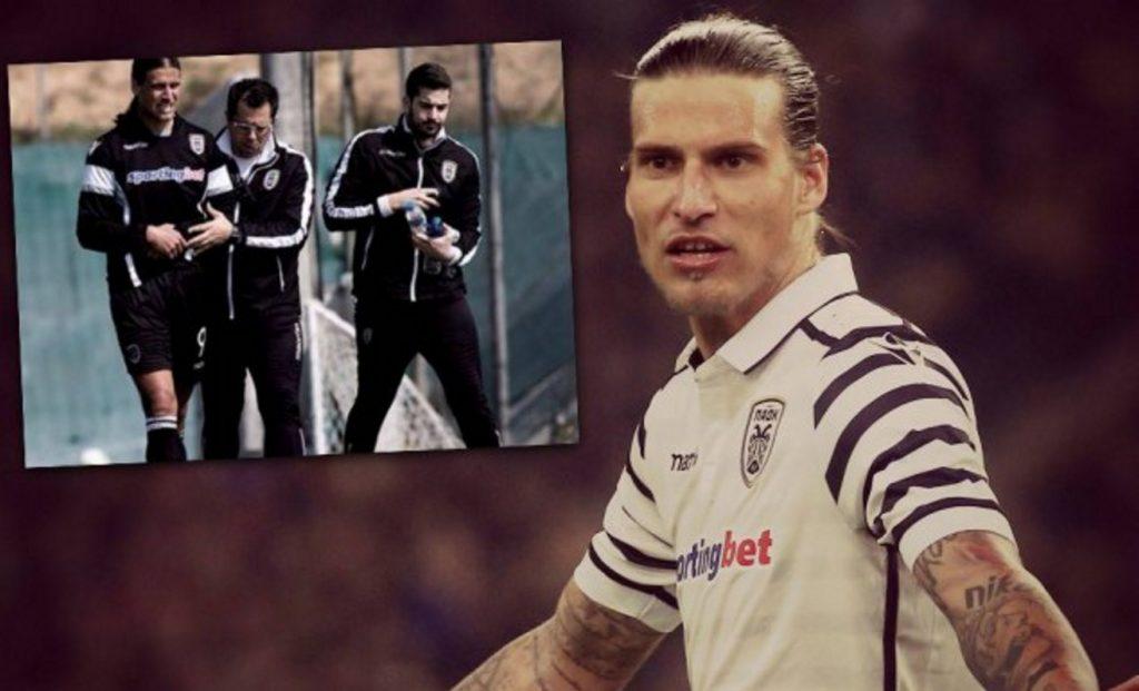 Κίνδυνος να χάσει τη σεζόν ο Πρίγιοβιτς! | Pagenews.gr