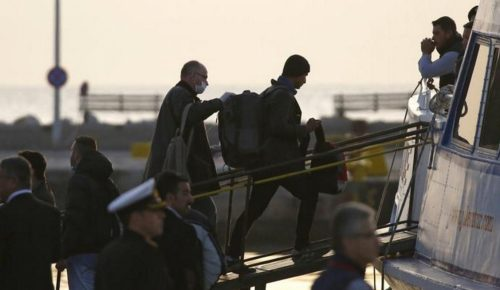 To δρόμο της επιστροφής πήραν δύο Τούρκοι, παράνομοι μετανάστες | Pagenews.gr