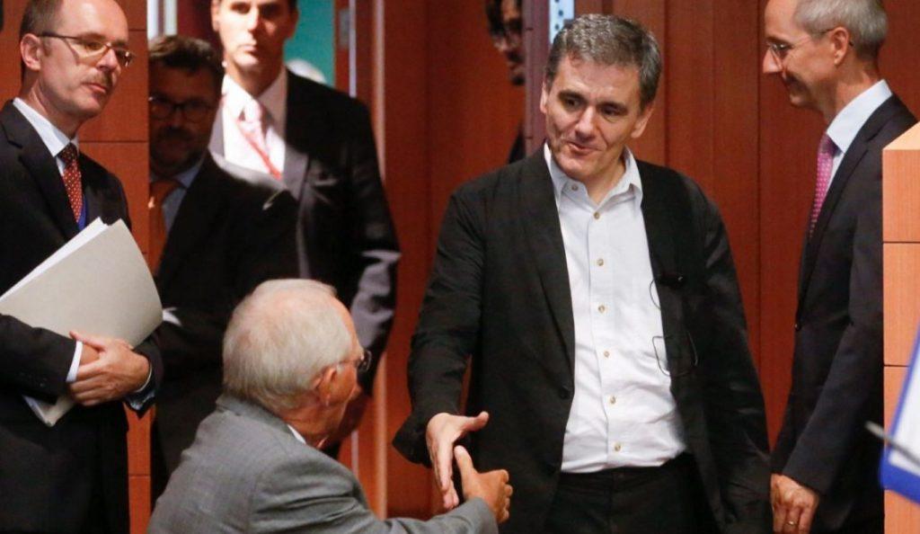 O Σόιμπλε »δίνει» Τσακαλώτο: »Συζητούσε την πιθανότητα δανείου από την Παγκόσμια Τράπεζα» | Pagenews.gr