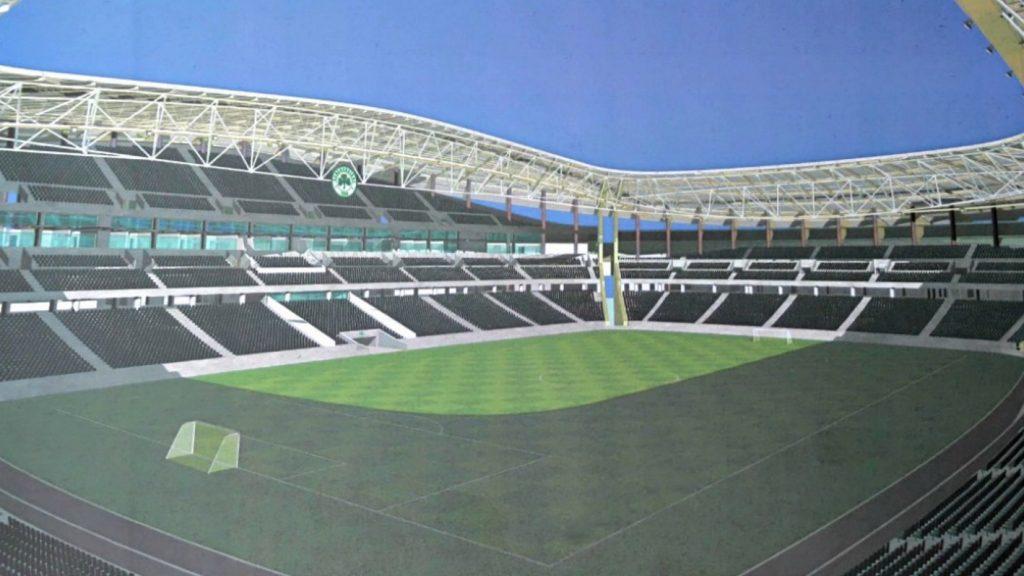 Τσίπρας και Καμίνης ανακοινώνουν νέο γήπεδο του ΠΑΟ στου Γουδή (pics)   Pagenews.gr