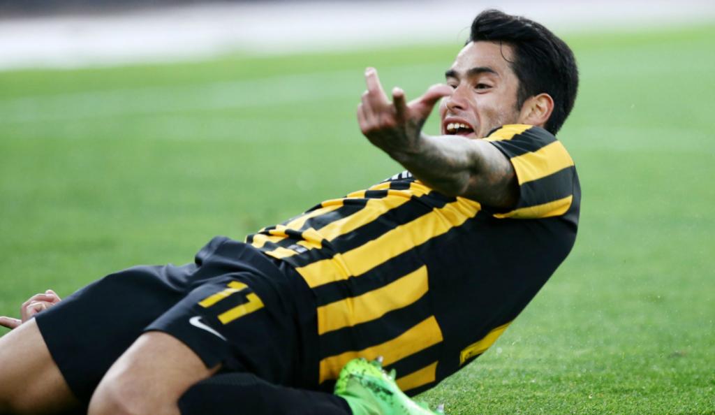 «Τρελαμένος για να σηκώσει κούπα με την ΑΕΚ ο Αραούχο»   Pagenews.gr