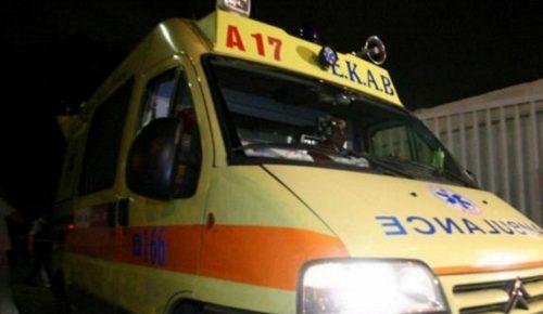 Καραμπόλα στην Κρήτη – Οδηγός εγκλωβίστηκε στα συντρίμμια (pics)   Pagenews.gr