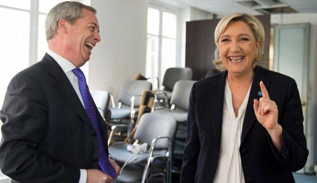Η Λεπέν ευχαρίστησε τη Βρετανία που έδειξε την έξοδο από τη «φυλακή» της ΕΕ | Pagenews.gr