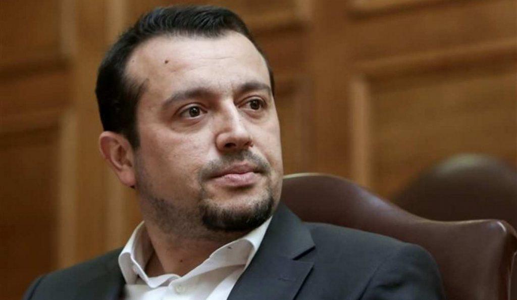 Νίκος Παππάς: Υπάρχει έγγραφο-κανονισμός με τον όρο «Μακεδονία» που φέρει και την υπογραφή του κ. Σαμαρά | Pagenews.gr