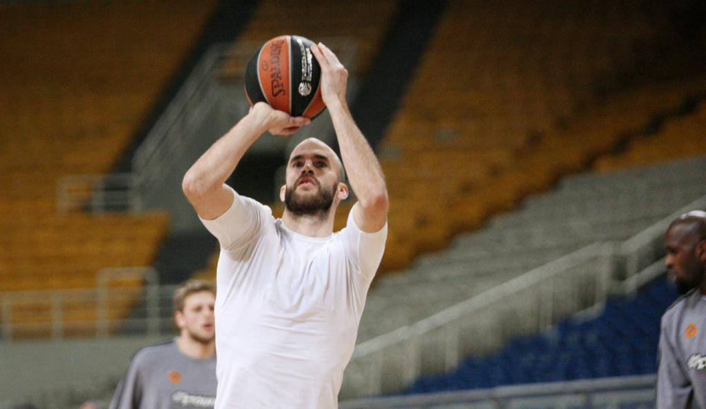 Προπονήθηκε και ελπίζει ο Καλάθης | Pagenews.gr
