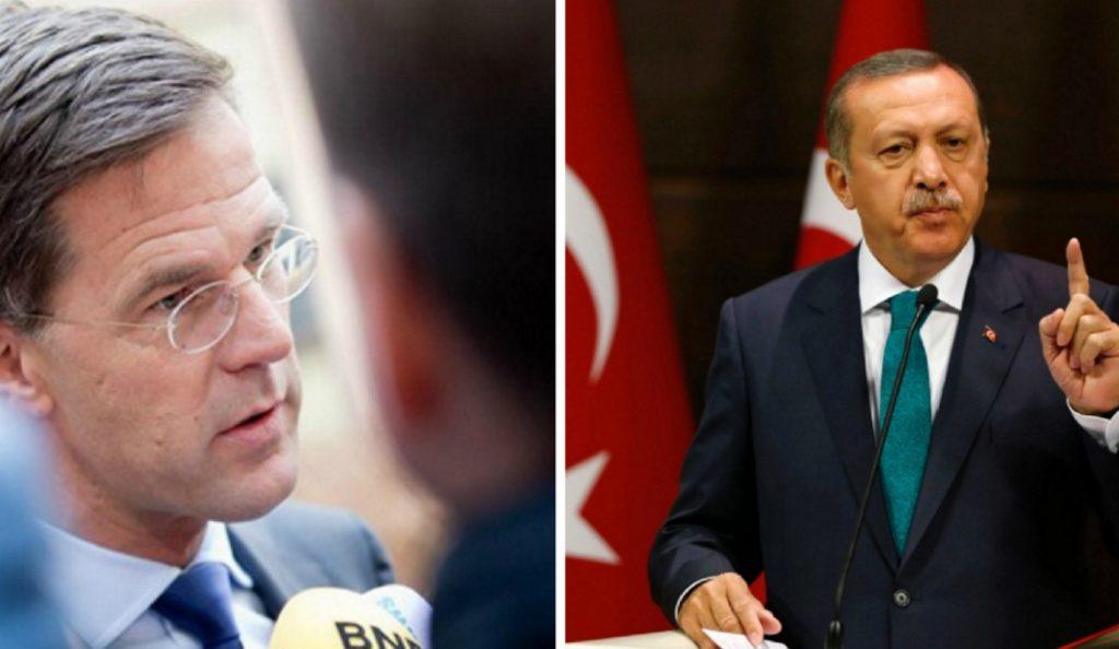 Ερντογάν στον Ρούτε: Κέρδισες τις εκλογές, αλλά έχασες την τουρκική φιλία   Pagenews.gr