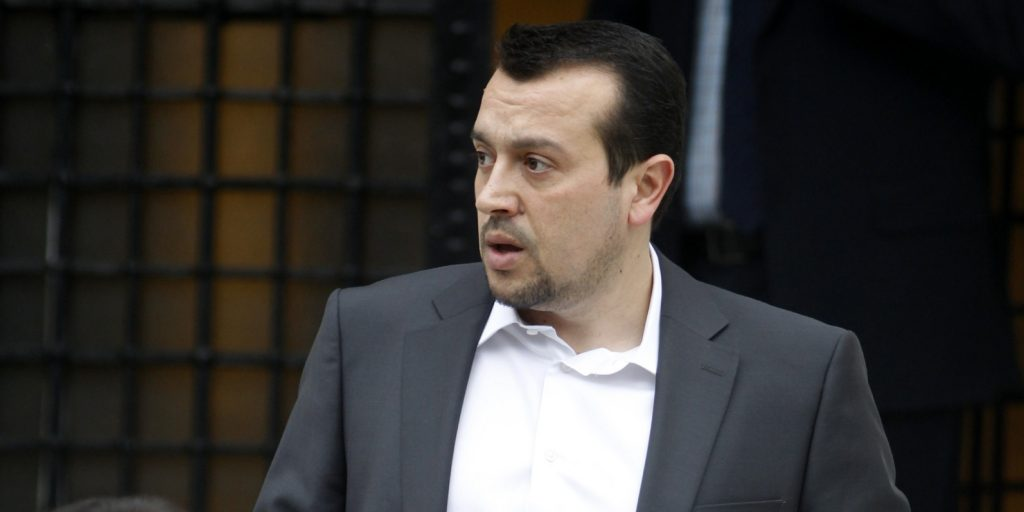 Νίκος Παππάς: Η Ελλάδα ξαναστέκεται στα πόδια της   Pagenews.gr